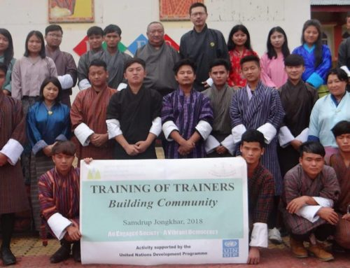 Training of Trainers on Community Mapping