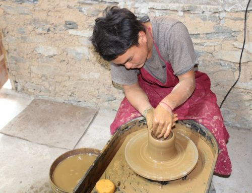 Pottery Training