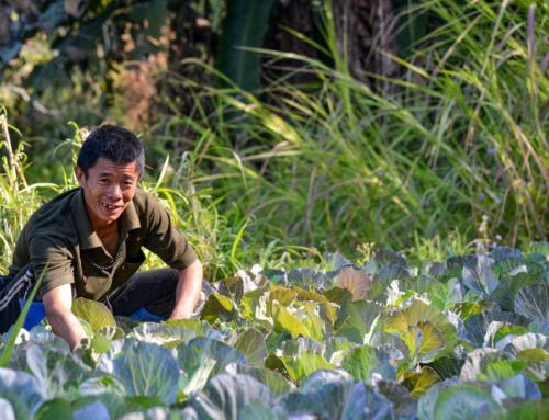 Mr. Tshering Gyelpo : Inspiration for Many Farmers